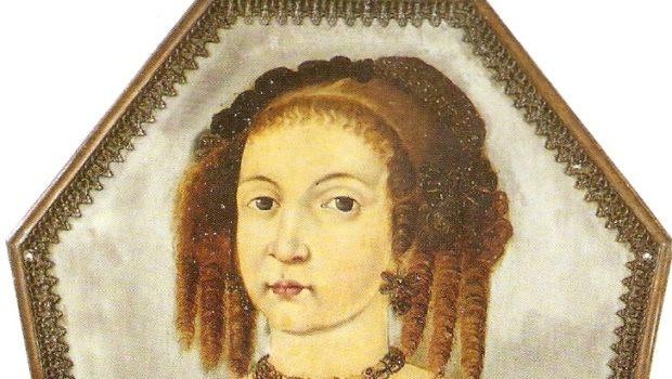 Ewa Bonikowska, lived 1662-72, unknown artist, Międzyrzecz Museum