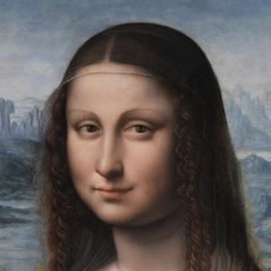 Mona Lisa from Prado Museum