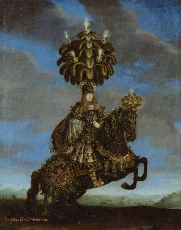 Jan Thomas, Gundakar Fürst Dietrichstein, 1667, Kunsthistorisches Museum, Vienna