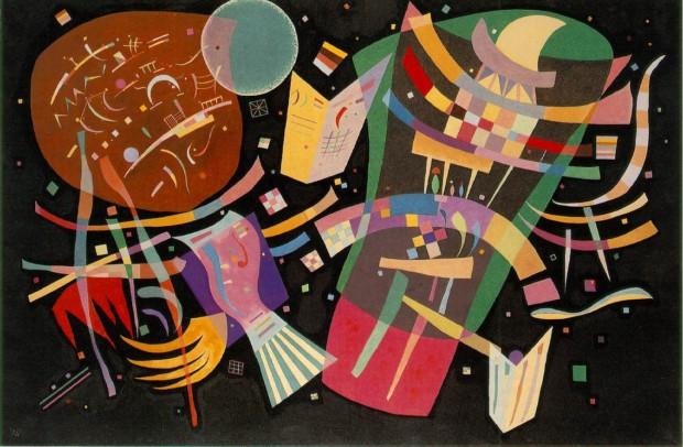 Vassily Kandinsky, Composition X, 1939