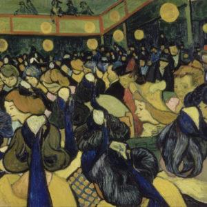 Vincent van Gogh, The Dance Hall in Arles, 1888, Musée d'Orsay