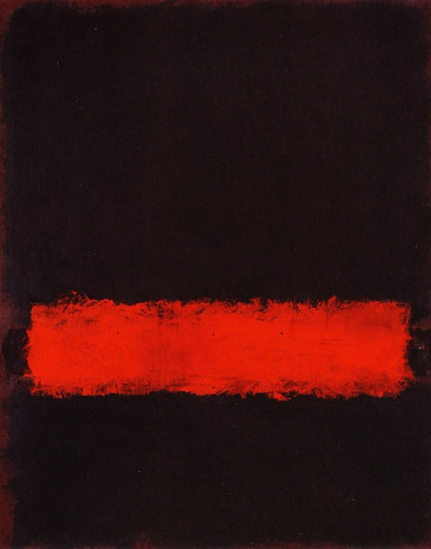 The Recipe Of Work Of Art By Mark Rothko. Warning: Explosive Human ...