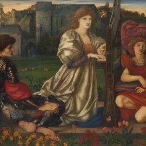 Edward Burne-Jones, The Love Song