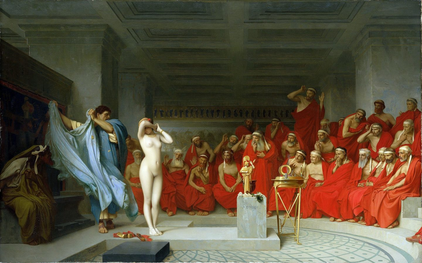 Respectable Women From Art History - Yes, Most Of Them Were Naked. A Short Comment To Burkinis. - DailyArtMagazine.com - Art History Stories