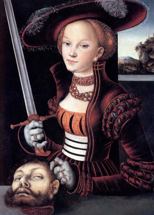The Best Of Judith And Holofernes Paintings - DailyArtDaily.com
