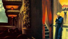 Edward Hopper, New York Movie, 1939, Museum of Modern Art, New York