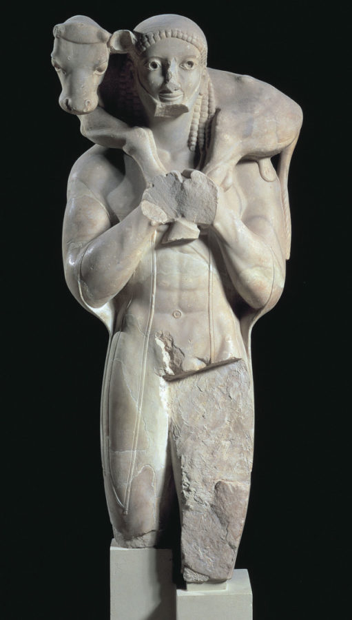 Six Ancient Greek Sculptures Everyone Should Know - DailyArtDaily.com