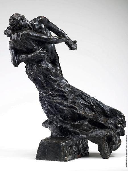 Camille Claudel, La Valse [The Waltz], 1895, Paris, Musée Rodin