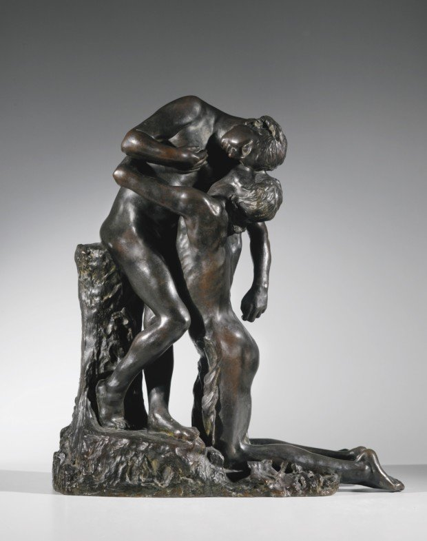 Camille Claudel, l L'Abandon, 1905, private collection