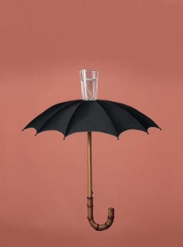 René Magritte, Les Vacances de Hegel, 1958
