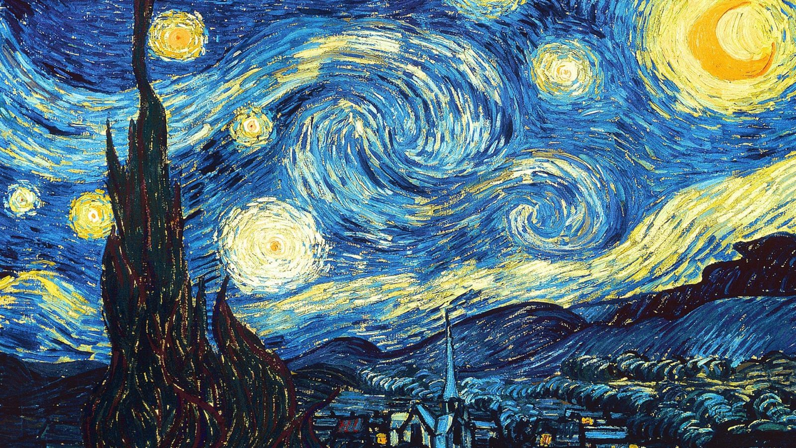 Vincent Van Gogh, The Starry Night (Painting Of The Week ...