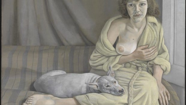 lucien-freud-girl-with-a-white-dog-1950-1
