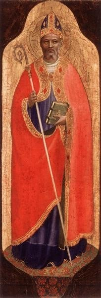 Fra Angelico, St. Nicholas Of Bari, 1423-1424
