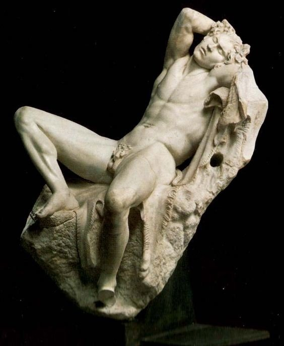 Fauno Barberini, 220 a.C., Munich, Staatliche Antikensammlungen