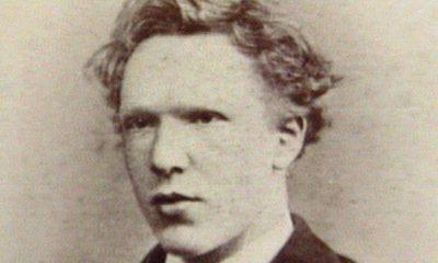 Vincent van Gogh at age 19. (Photo: Jacobus Marinus Wilhelmus Jacobus Marinus Wilhelmus (J.M.W.) de Louw
