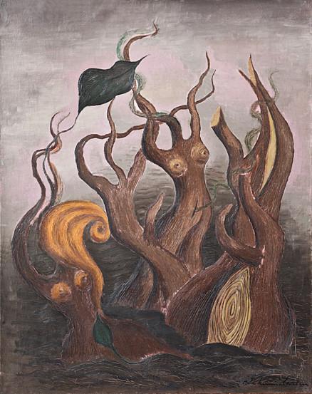 Rita Kernn-Larsen, The Women's Uprising, 1940, Kunstmuseet i Tonder