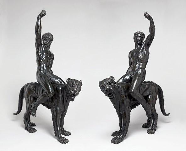 Bronze sculptures attributed to Michelangelo, Fitzwilliam Museum