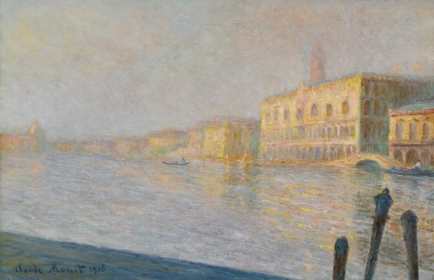 Claude Monet, Palazzo Ducale, 1908, private collection