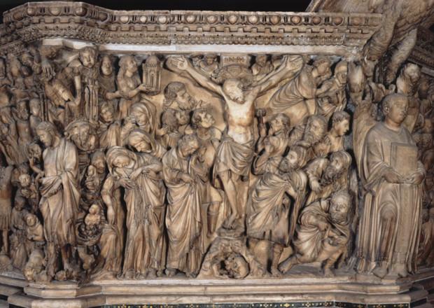 Niccolo and Giovanni Pisano, Crucifixion