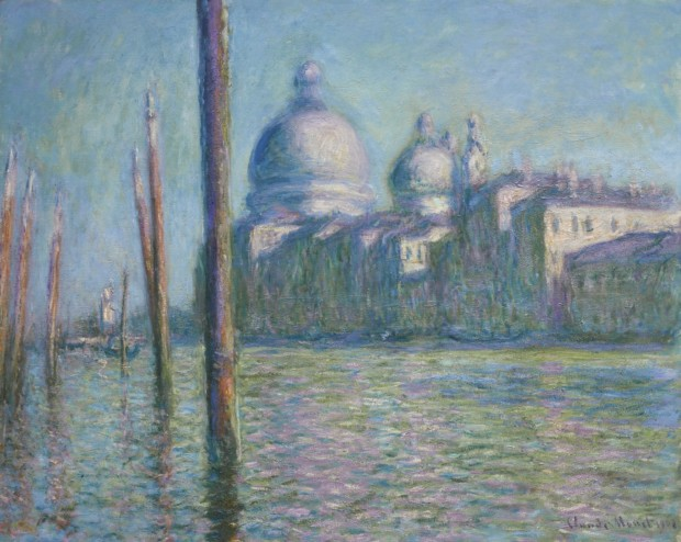 Claude Monet, Le Grand Canal, 1908, private collection
