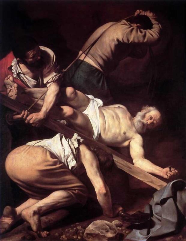 St Peter, Caravaggio