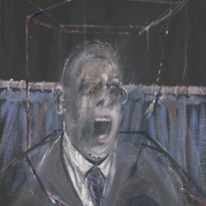 Study for a Portrait 1952 Francis Bacon 1909-1992 Bequeathed by Simon Sainsbury 2006, accessioned 2008 brutality