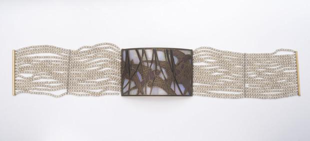 'Swallows in the Reeds' necklace, 1900, René Lalique Museum Für Kunst und Gewerbe Hamburg, CC0