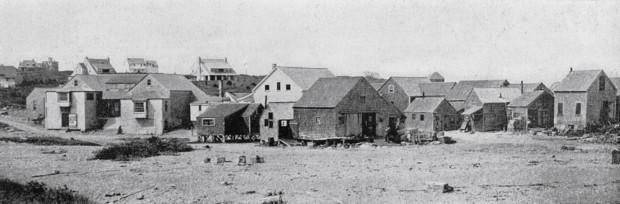 Hamilton Easter Field houses ogunquit artists ogunquit painters ogunquit artist colony