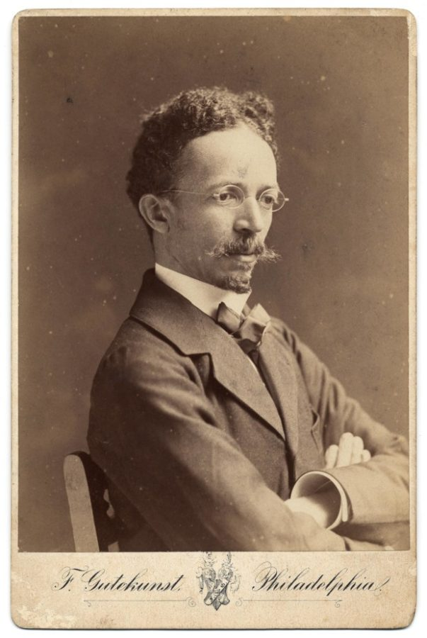 photo of Henry Ossawa Tanner