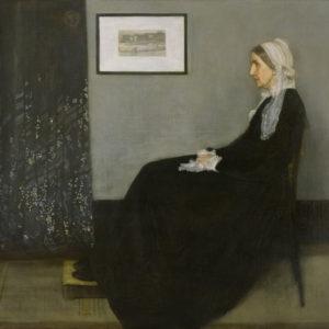 James Whistler, Artist's mother,