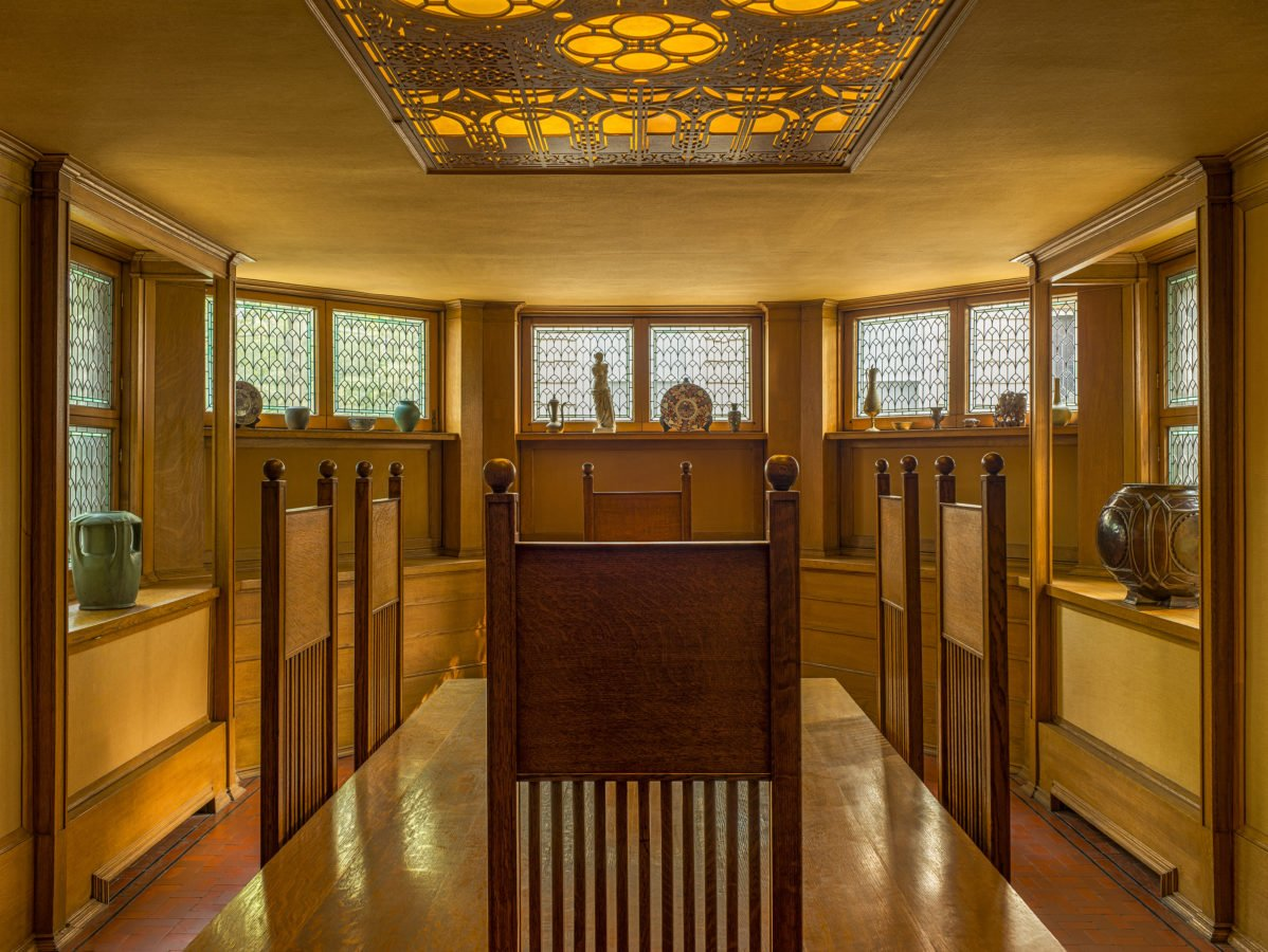 ... Frank Lloyd Wright. Share · Tweet. You May Also Like.