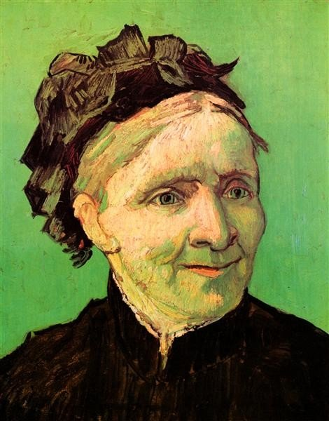 Vincent van Gogh, Portrait Of The Artist's Mother, 1888, Private Collection mother's day famous mothers art