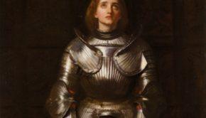 John Everett Millais-Joan of Arc 2