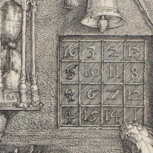 Durer magic square