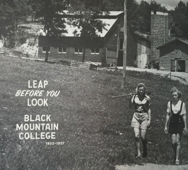 Exhibition poster: Black Mountain College, the Hammer Museum, US, 2016, su destinationsmmer