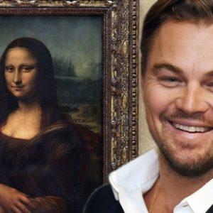 Leonardo di Caprio Leonardo da Vinci