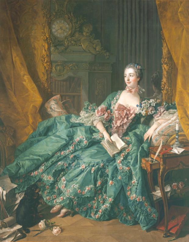 madame de pompadour portrait François Boucher, Portrait of Mme de Pompadour, 1756 Oil on canvas, 212 x 164 cm Munich, Alte Pinakothek, madame de pompadour portraits