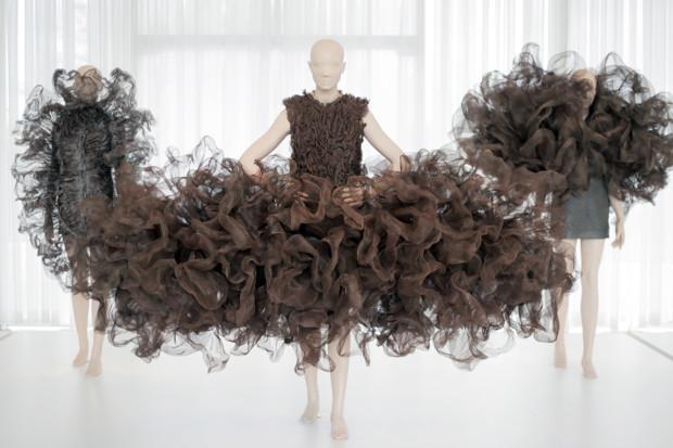 Refinery dress, Iris van Herpen, 2008, Groninger Museum, Iris van Herpen - Transforming Fashion