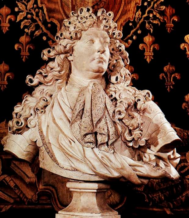 Antoine Coysevox, Louis XIV, 1686, , Dijon, Musée des Beaux-Arts, portraits louis xiv