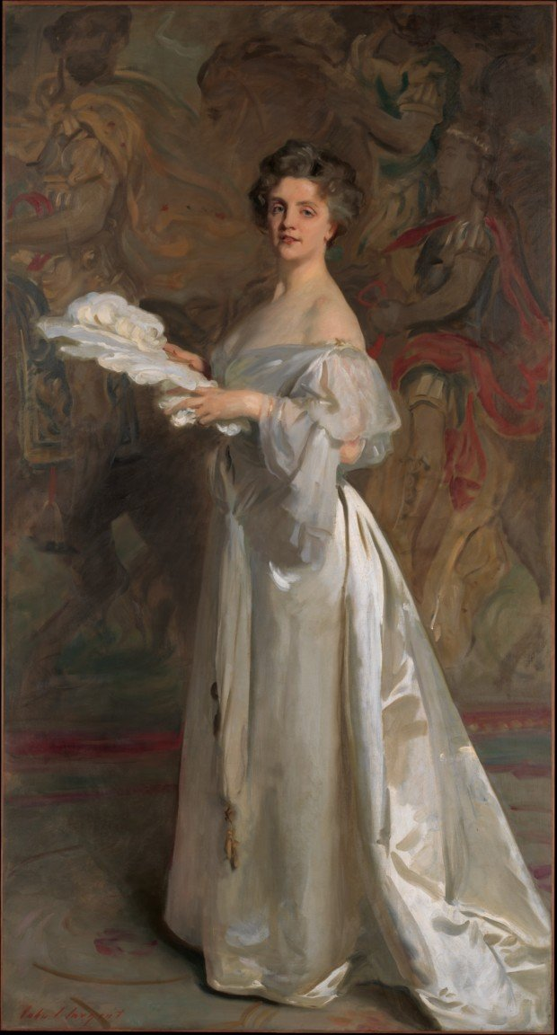 Ada Rehan by John Singer Sargent Portraits by John Singer Sargent