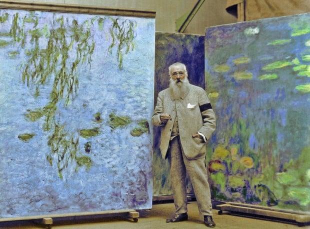 Claude Monetu0027s Garden