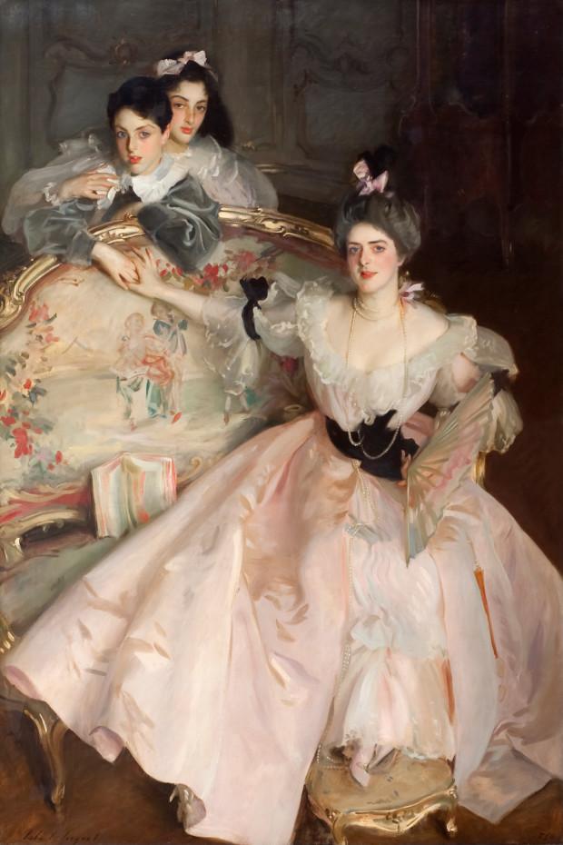 John Singer Sargent, Mrs. Carl Meyer and Her Children Portraits by John Singer Sargent
