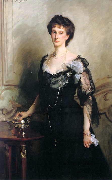 John Singer Sargent, Lady Evelyn Cavendish Portraits by John Singer Sargent