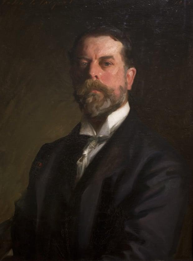 John Singer Sargent Self-Portrat Portraits by John Singer Sargent