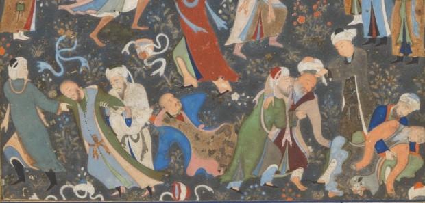Persian Leonardo - Bihzad