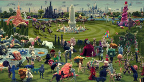 The Garden of Earthly Delights video