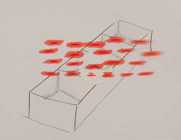 Richard Tuttle, Homesick as a Nail, print Interview With Richard Tuttle