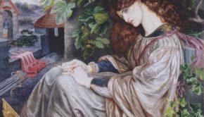 Women in Rossetti's art: La Pia de Tolomei, 1868-81