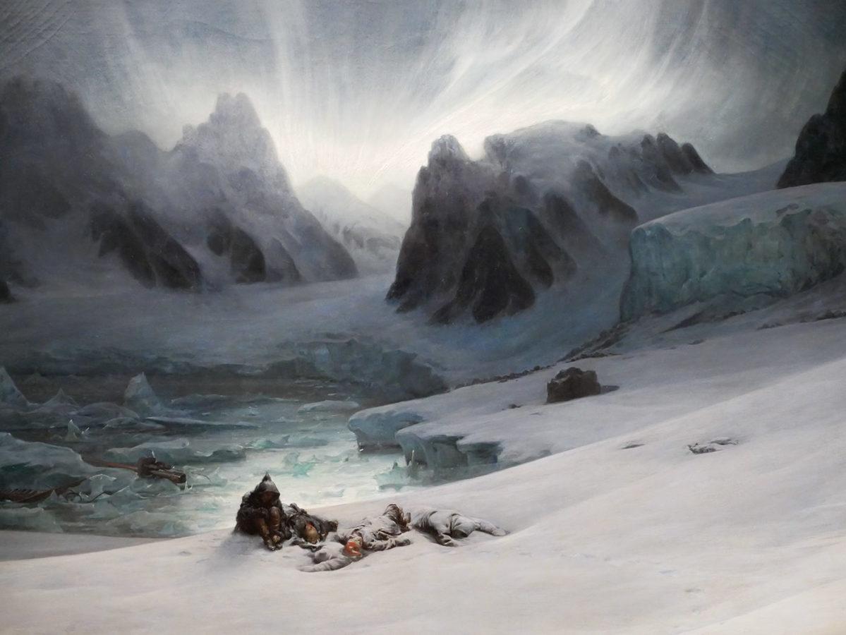 François-Auguste Biard, Magdalena Bay - Circa 1841. ©Louvre 21st Century Grand Tour