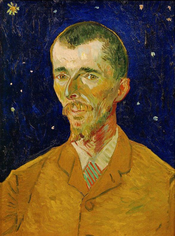 Vincent van Gogh Bedroom Vincent van Gogh (1853-1890) Eugène Boch 1888 Oil on canvas H. 60; W. 45 cm © RMN-Grand Palais (Musée d'Orsay) / Hervé Lewandowski
